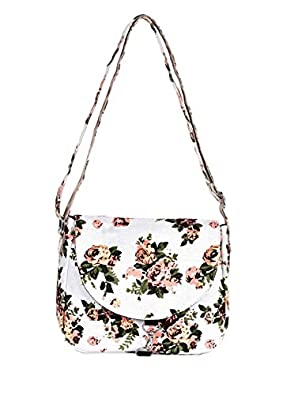 Crafts My Dream Women's Sling Bag (Multicolored)