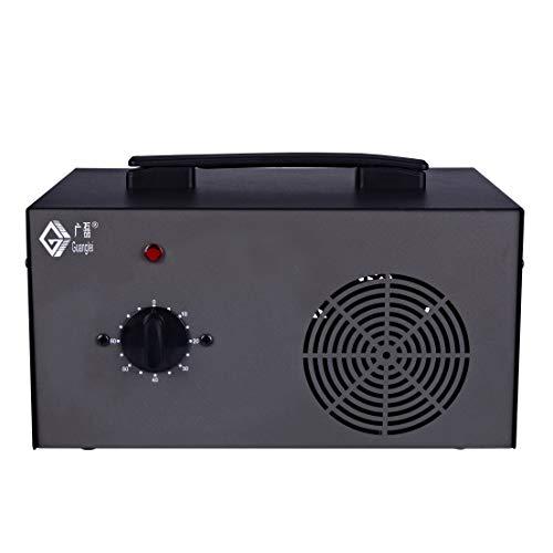 Generatore di ozono da 3500 a 10000mg/h Deodorante professionale e sterilizzatore Purificatore d'aria O3 con timer per case Uffici Auto Ristoranti Bar Nuove aree verniciate (10000mg/h)