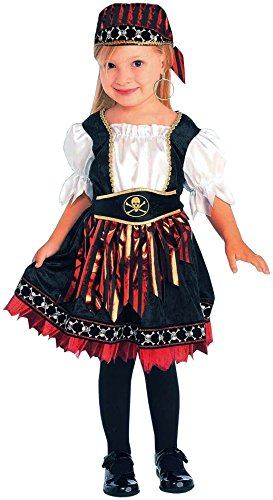 Forum Novelties Lil Pirate Cutie Child Costume, Small