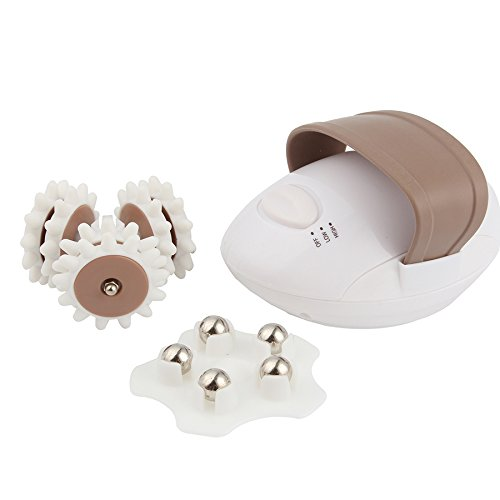 Massagegerät 3d Elektrische Ganzkörpermassagegerät Walze Anti-cellulite-massage Schlankeres Gerät Fatburner Spa-maschine