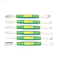 スパッジガーハンドツール、小型のデジタル電化製品のための6個二重ヘッドメタル電話スパッジガンドツールセット