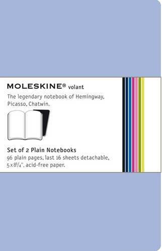 Moleskine Carnet Volant blanc Grand format Set de 2 pièces B