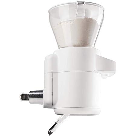 KitchenAid 5KSMSFTA Accessoire Tamis et Balance pour Robot Pâtissier, Plastique, Blanc