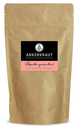 Ankerkraut Paprika geräuchert, gemahlene geräucherte Paprika, 170g im aromadichten Beutel