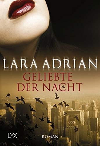 Buchseite und Rezensionen zu 'Geliebte der Nacht (Midnight Breed, Band 1)' von Lara Adrian