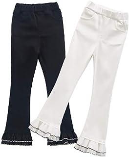 Amazon Es Pantalones Campana 10 Anos Nina Ropa