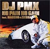 NO PAIN NO GAIN feat.MACCHO & ZEEBRA 歌詞