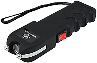 VIPERTEK VTS-989 - 58 Billion Heavy Duty Stun Gun - Rechargeable with LED Flashlight