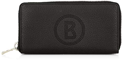 Bogner Damen Sulden Ela Purse Lh13z Geldbörse, Schwarz (Black), 1x9.5x18.5 cm