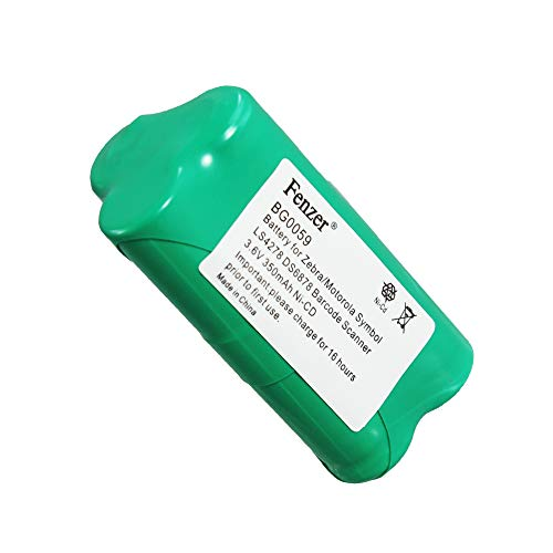 Fantastic Deal! WalR, Barcode Scanner Battery for Energy H700AAA-3SB Dantona BCS-LS4278 Symbol LS427...