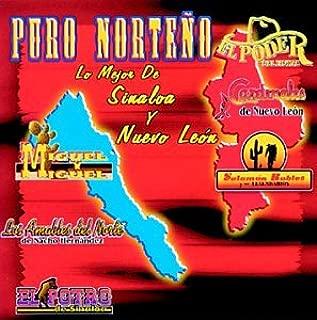 Puro Norteno: Mejor De Sinaloa Y Nuevo Leon