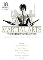The Ultimate Martial Arts Collection: Masters in Action (Six-Disc Set)