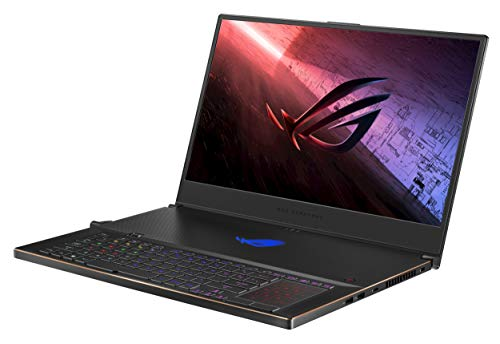 "ASUS ROG Zephyrus S17 (2020) Gaming Laptop, 17.3"" 300Hz IPS Type FHD, NVIDIA GeForce RTX 2080S, Intel Core i7-10875H, 32GB DDR4, 1TB PCIe SSD, Per-Key RGB KB, Thunderbolt 3, Windows 10, GX701LXS-XS78"
