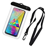 NAUC wasserdichte Handy Tasche kompatibel für Samsung