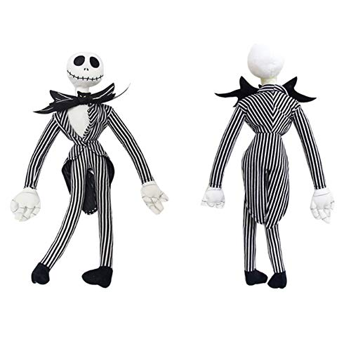 Dewanxin Nightmare Before Christmas Funko Super Deluxe Jack Doll muñeca Skellington