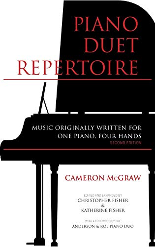 Download Piano Duet Repertoire, Second Edition: Music Originally Written for One Piano, Four Hands (Indiana Repertoire Guides) 0253020859