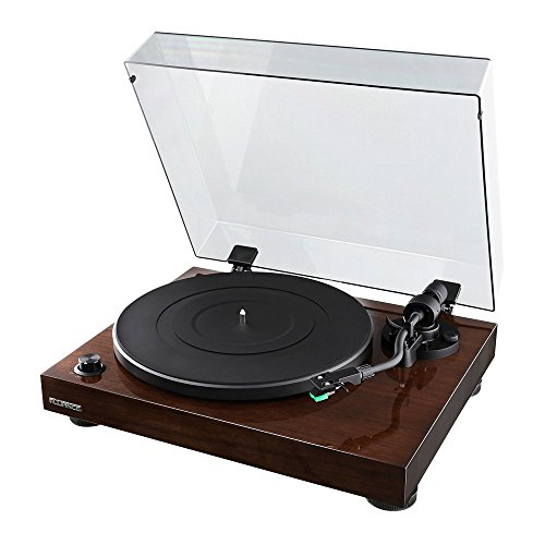 Fluance High Fidelity Vinyl Turntable Record Player with Dual Magnet...