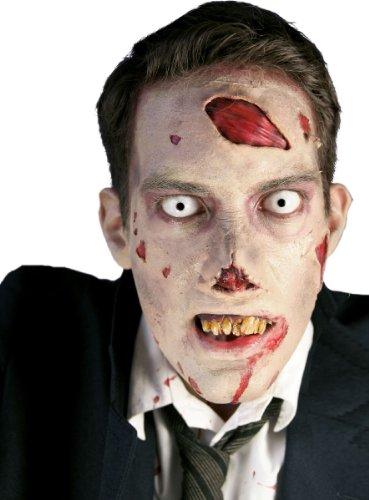 Zähne Gebiss Kostüm Zubehör Zombie Halloween Karneval Fasching