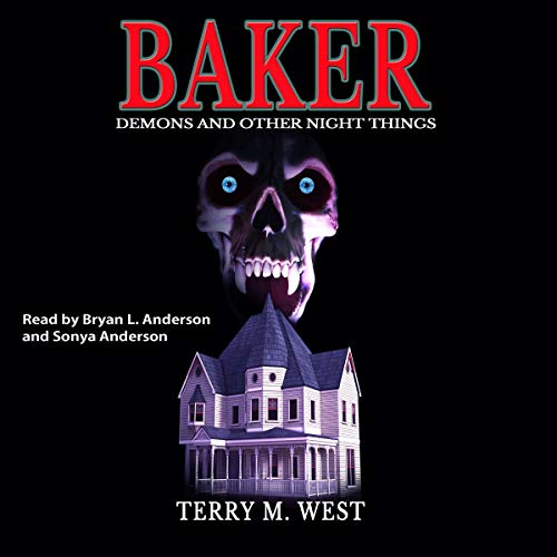Baker: Demons and Other Night Things cover art