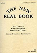 The New Real Book Volume 1 (C Version): Vol 1 (Same Isbn Diffr Notes C,B, E)