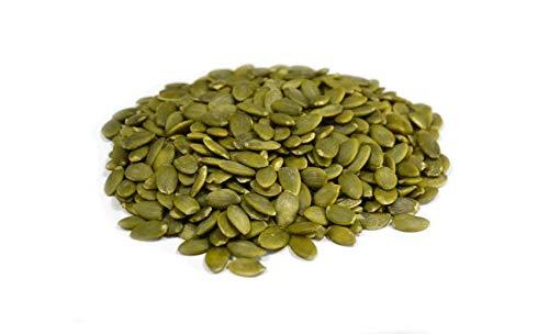 Semillas de Calabaza peladas y crudas (Pipas de Calabaza) (500 Gramos)