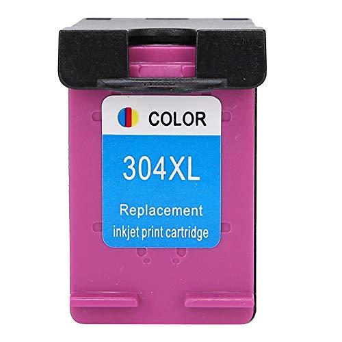Cartucho de Tinta Resistente a Altas temperaturas para Impresora HP DeskJet 3722 para escuelas(Color, Reindeer)