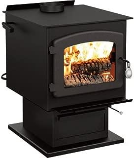 Drolet Myriad II wood stove - 90,000 BTU, EPA-certified, Model #DB03051