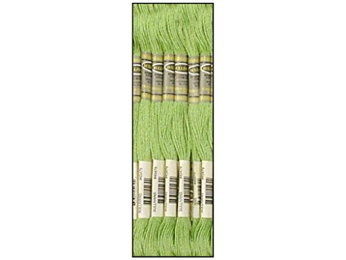 Sullivans 6-Strand Embroidery Cotton 8.7yd-Light Forest Green