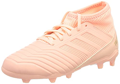 adidas Predator 18.3 FG J, Botas de fútbol Unisex Adulto, Naranja (Narcla/Narcla/Rostra 0), 37 1/3 EU ⭐