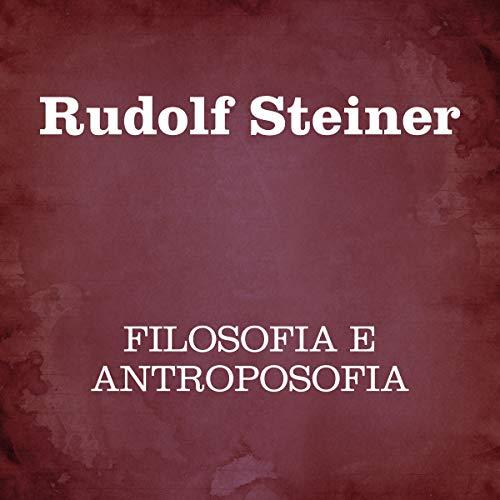 Filosofia e Antroposofia copertina