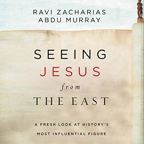 Seeing Jesus from the East cover art