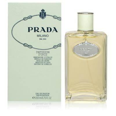Prada Infusion D'Iris femme / woman, Eau de Parfum, Vaporisateur / Spray 200 ml, 1er Pack (1 x 200 ml)