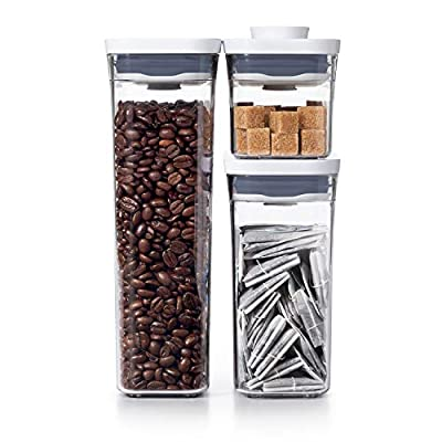 NEW OXO Good Grips 3-Piece POP Container Variety Set