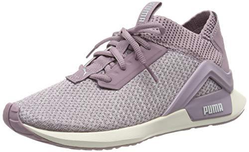 Puma Damen Rogue Wn's Laufschuhe, Violett (Elderberry-Whisper White) 38.5 EU