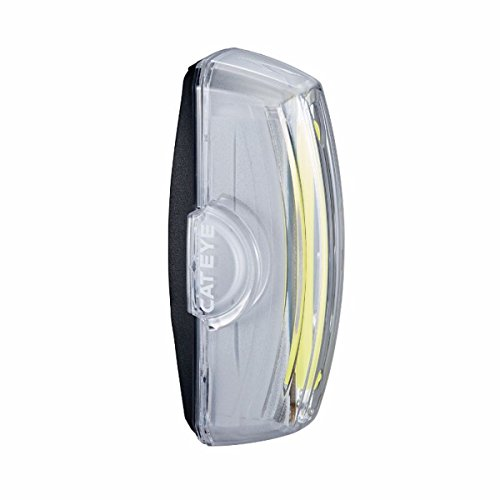 CAT EYE - Rapid X2 USB Rechargeable LED Bike Safety Light, Front, 140 Lumens