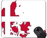 ロックエッジ付きマウスパッド、デンマークオフィスマウスパッドマウスパッドUS0465