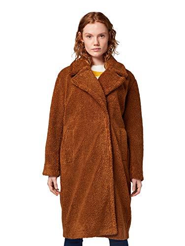 TOM TAILOR DENIM voor vrouwen jassen & jackets teddy mantel