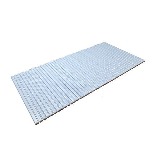 東プレ シャッター式風呂ふた ブルー 75×159cm L16