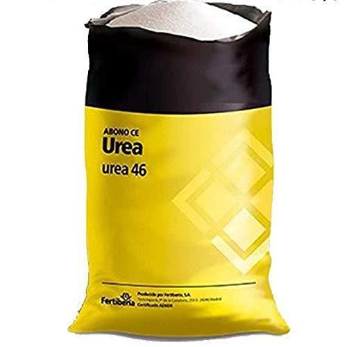 Suinga 1 Kg Fertilizante NITROGENADO UREA 46%. Utilizado en Cualquier Tipo de Cultivo. MÁXIMA...