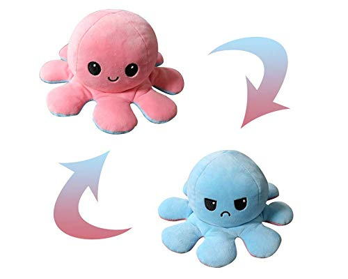 Essoy Double-Sided Flip Octopus ...