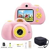YunLone Macchina Fotografica Bambini 18MP Selfie Fotocamera Digitale 1080P HD Digitale Videocamera...