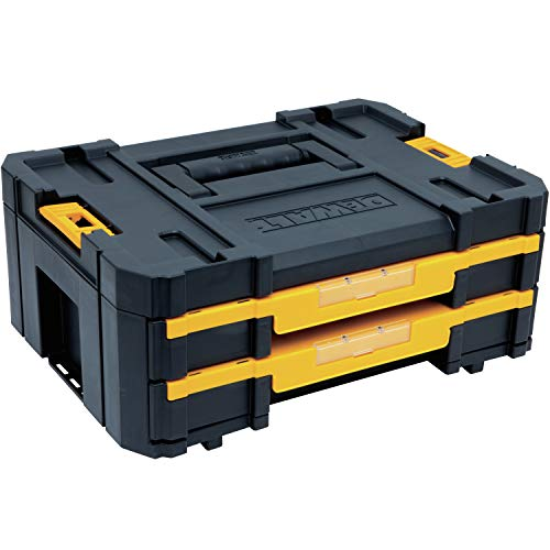 DEWALT Deep Storage Box On Wheels