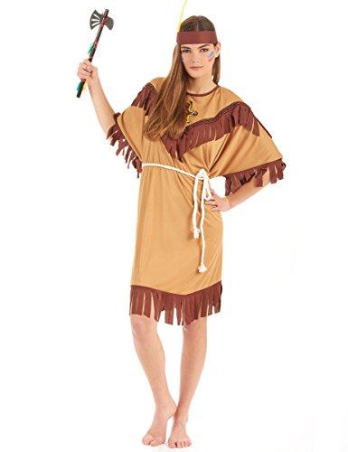 Generique - Déguisement Indienne Femme