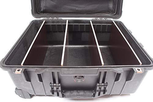 Peli 1560 Case Divider Trennwandsystem Organizer Einteilung Nachrüstung