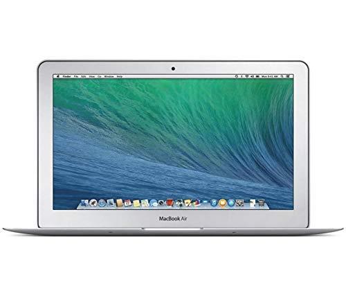 Apple MacBook Air 11.6' (i5-4260u 4gb 256gb SSD) QWERTY U.S Keyboard MD711LL/B Early-2014 Silver (Renewed)