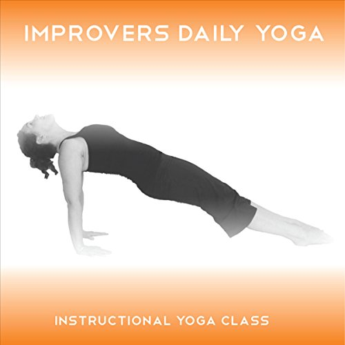 Improvers Yoga, Volume 1 cover art