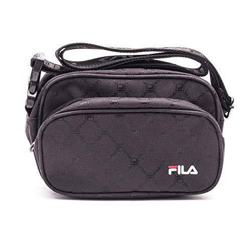 FILA Citybag SOULDER BAG NEW TWIST 685087 Schwarz 002 Black, Size:ONE SIZE