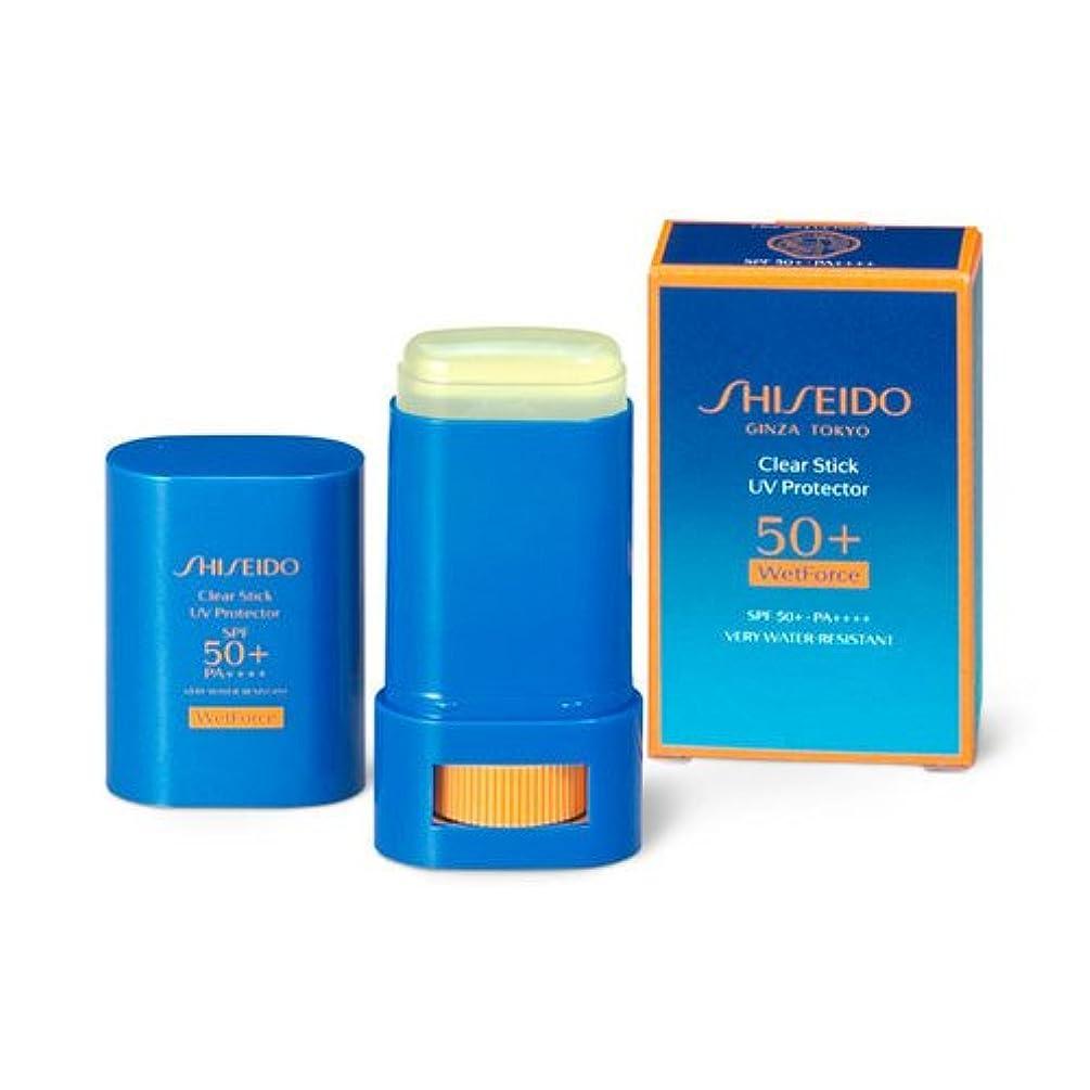 主に加入畝間SHISEIDO Suncare(資生堂 サンケア) SHISEIDO(資生堂) クリアスティック UVプロテクター 15g