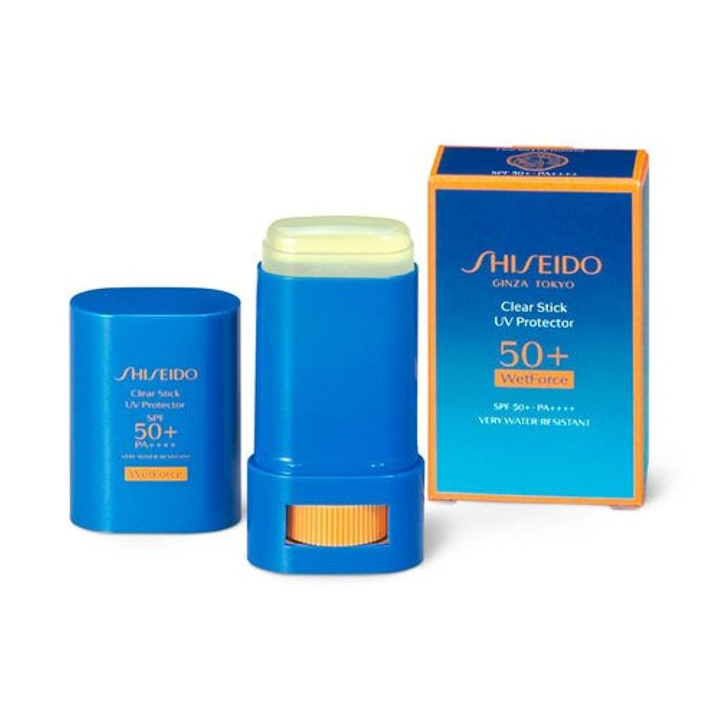 骨折十一呼吸SHISEIDO Suncare(資生堂 サンケア) SHISEIDO(資生堂) クリアスティック UVプロテクター 15g
