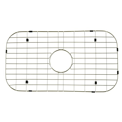 NWC Sink Protector, Metal Grid for Stainless Steel Kitchen Sinks | 26 in X 14 in | Best for Protecting Your Sink